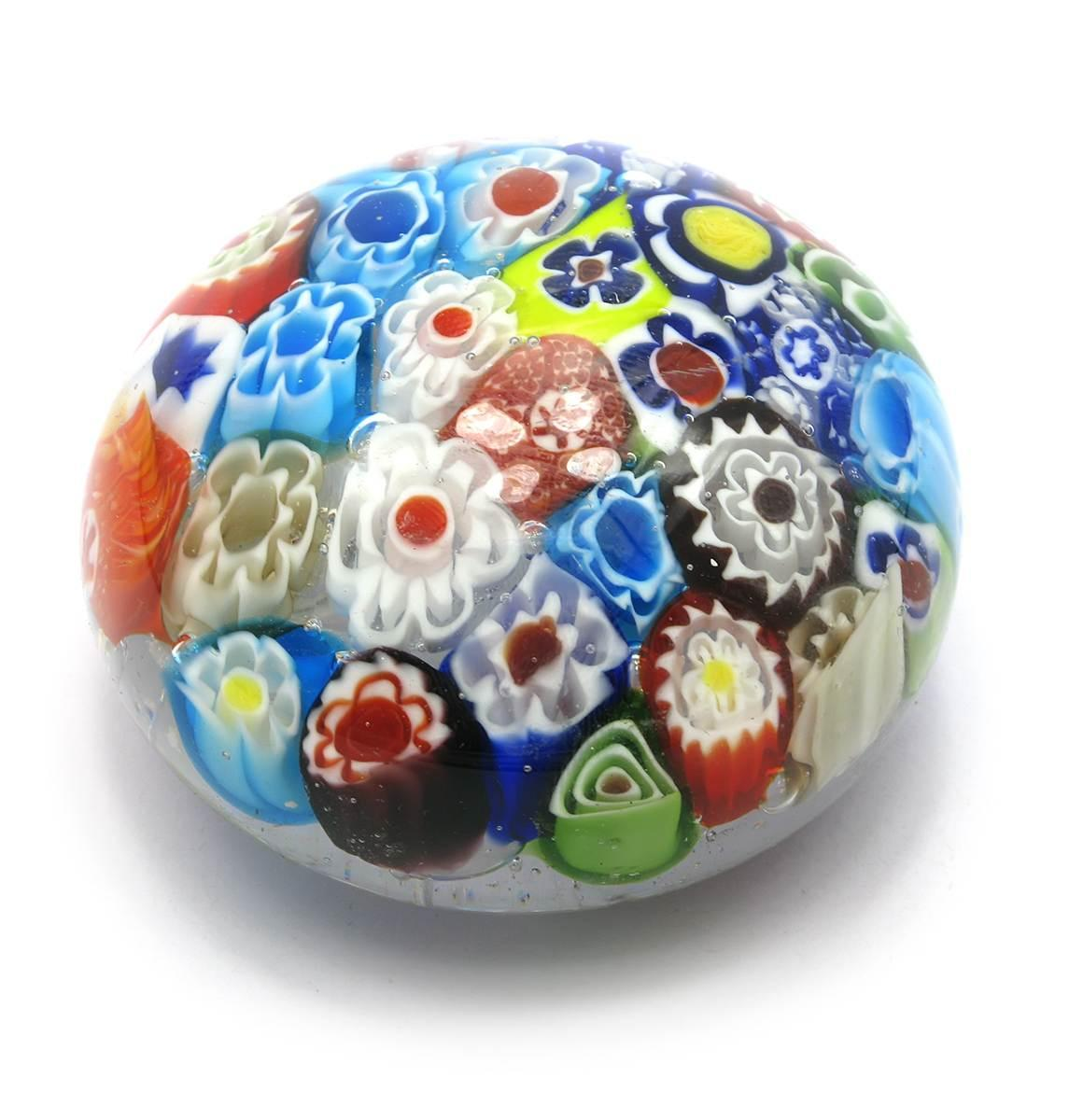 Сфера кришталева з візерунком (6х6х3,5 см)
