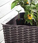 Грядка для растений Easy Grow, коричневая, фото 6
