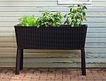 Грядка для растений Easy Grow, коричневая, фото 8