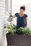 Грядка для растений Easy Grow, коричневая, фото 9