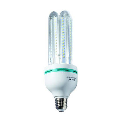 LED лампа 36Вт 5000К E27 4U, фото 2