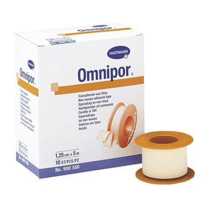 Пластир Omnipor 2,5см*5м №1, арт.900551