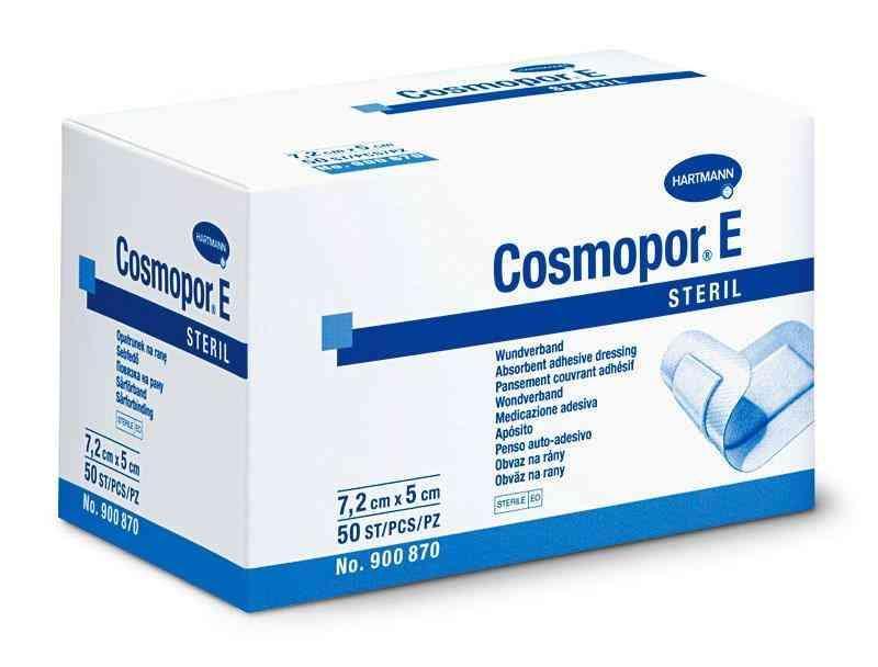 Пов`язка Cosmopor Е 7,2см*5см №50, арт.900870