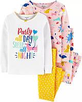 Красиві дитячі піжамки Картерс для дівчинки (поштучно)