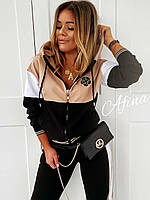 Спортивный женский костюм 42-44,44-46,48-50,52-54
