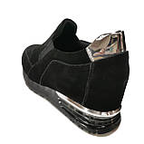 Кроссовки Lonza FLM22-5 black, фото 5