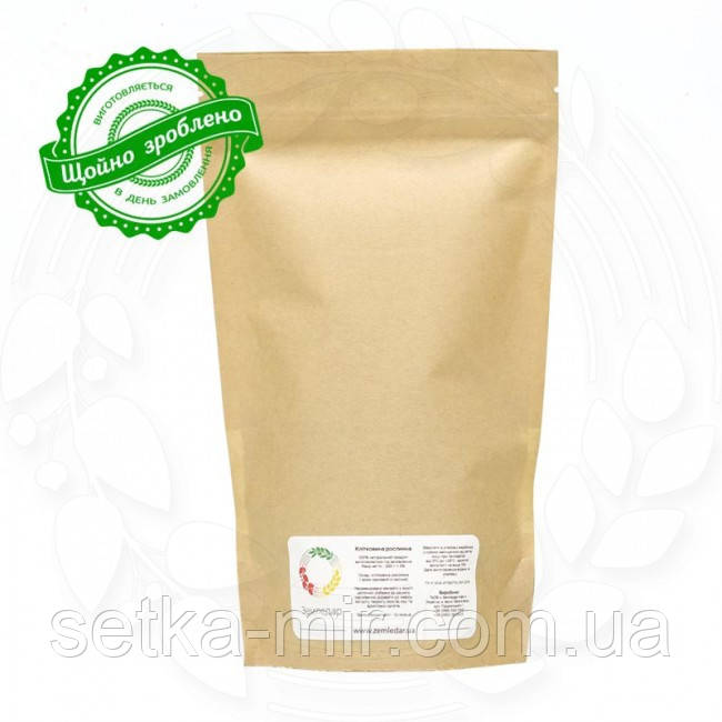 Арахісова клітковина 1 кг. сертифікована без ГМО