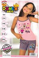 OZLEM Комплект майка+ шортики для девочки, фото 1