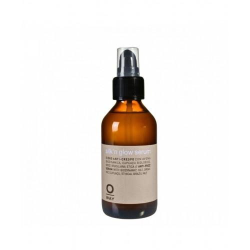 Сыворотка для волос с анти-фриз эффектом 100 мл. Oway Silk´n Glow Serum