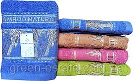 Полотенце для лица 50х90 бамбук