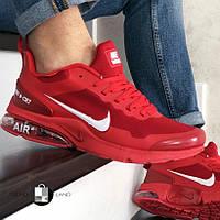 """Мужские кроссовки в стиле Nike Air Presto """"AIR"""" B CR7 Red/White Красные с черным"""