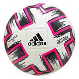 Мяч футбольный Adidas Uniforia Euro 2020 Сlub FR8067 (размер 5), фото 2