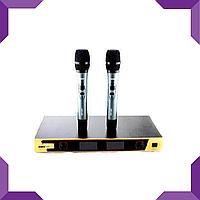 Микрофон DM UGX X8 II|Радиосистема