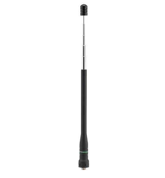 Антена телескопічна ABBREE AR-775 для рації Baofeng UV-XR SMA-F