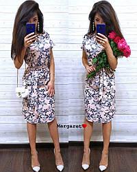 Женское летнее платье  РАЗНЫЕ ЦВЕТА