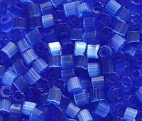 Рубка Preciosa Чехия №35061/840 синий, граненная