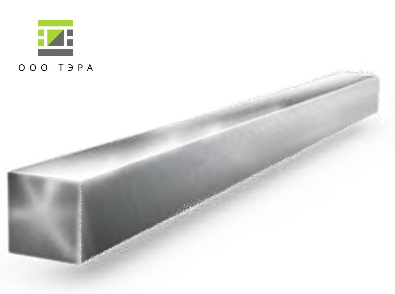 Алюминиевый профиль квадрат 35 мм 6060 Т6 (АД31Т) пруток квадратный 35х35 мм