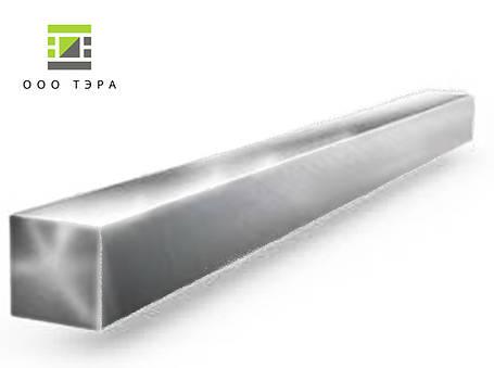 Алюминиевый квадрат 60 мм 6060 Т6 профиль квадратный пруток АД31Т 60х60 мм, фото 2