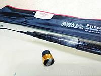 Удочка карбоновая 6 м., без колец Mikado