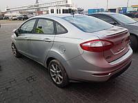 Розбираємо Ford Fiesta Se 2017 Silver 1.6L автомат