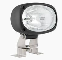 Фара робочого світла Wesem LOR7.42410 галогенова з кронштейном Оmega і AMP Faston