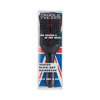 Расческа для волос Tangle Teezer Ease dry & go с ручкой Оригинал. Черная., фото 1