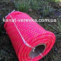 Веревка статическая 10 мм 50 м. Шнур капроновый., фото 1