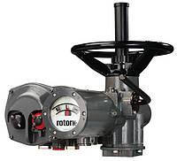Rotork  A и AWT многооборотные приводы для запорной арматуры