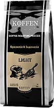 Кофе в зернах Индонезия Light  Арабіка 80% / Робуста 20%