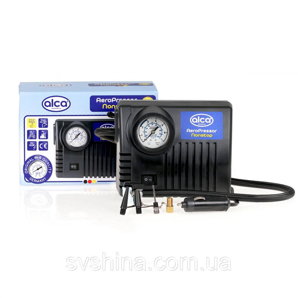 """Автомобильный компрессор """"AeroPressor NonStop"""" Alca, 12V, 144W, 220000"""