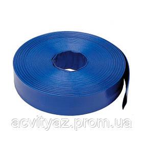 "Гибкий шланг Layflat Sun-Flow, SF-10 BLUE 6""(150мм), бесхлорный"