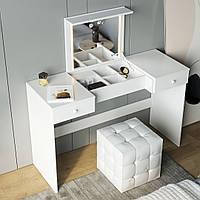 Туалетный столик «AMARANT2-4» (800*1250*500 мм)    Бесплатная доставка НП