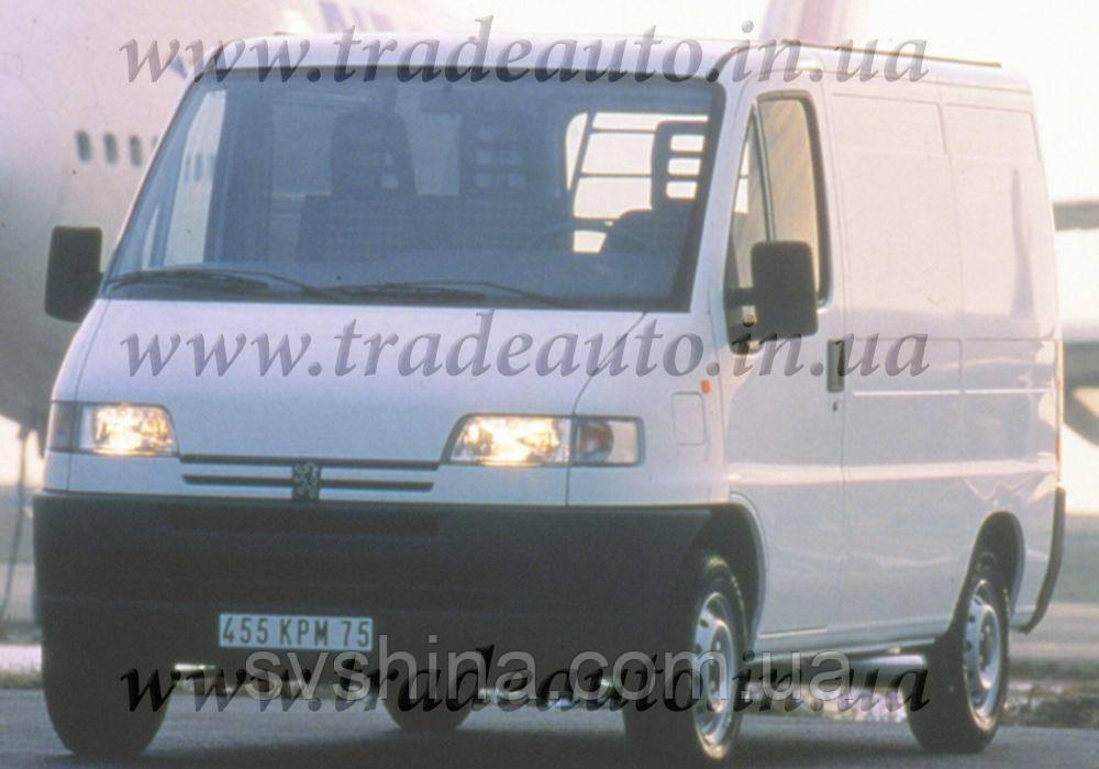 Дефлекторы окон Heko на  Peugeot  Boxer 1994-2006