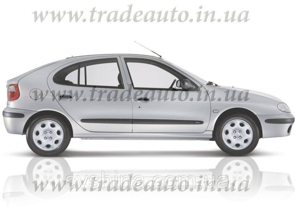 Дефлекторы окон Heko на  Renault  Megane 1995-2002
