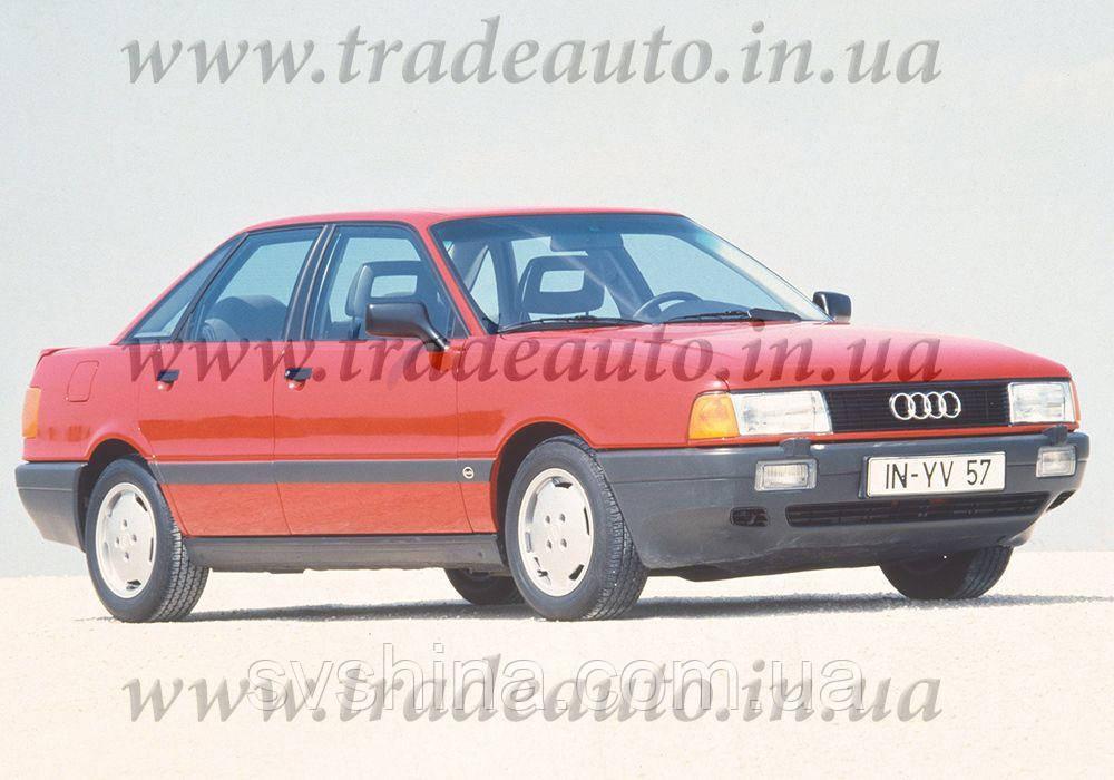 Дефлекторы окон Heko на Audi  80 (B3) 1985-1988 3D