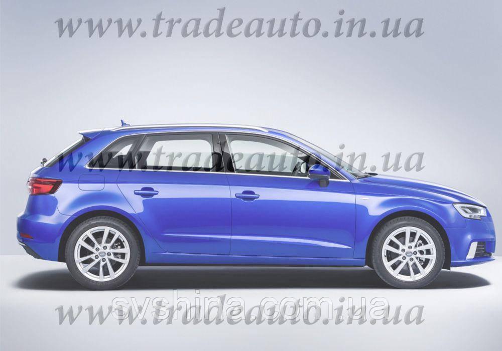 Дефлекторы окон Heko на Audi  A3 2012 ->