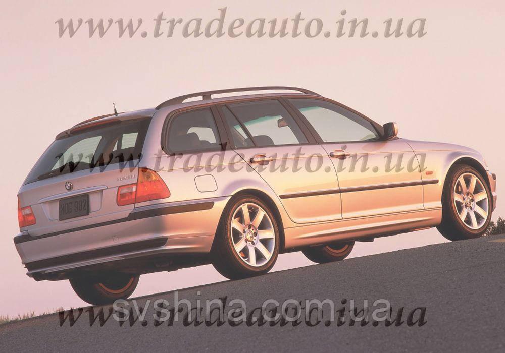 Дефлекторы окон Heko на BMW  3 Series Е46 1998-2004