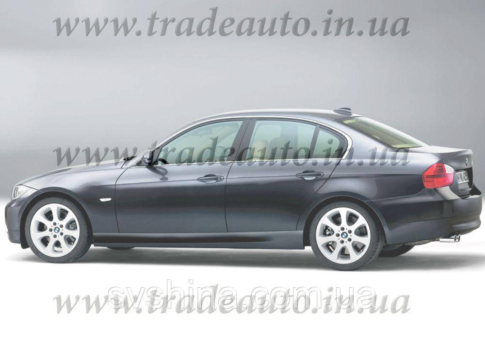 Дефлекторы окон Heko на BMW  3 Series Е90/E91 2005 ->