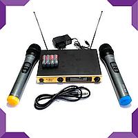 Микрофон DM UKC-KM688 |Радиосистема