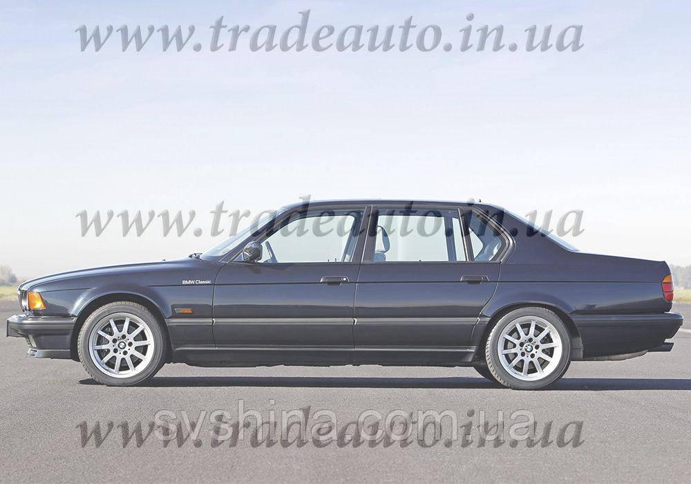 Дефлекторы окон Heko на BMW  7 Series Е32 1986-1994