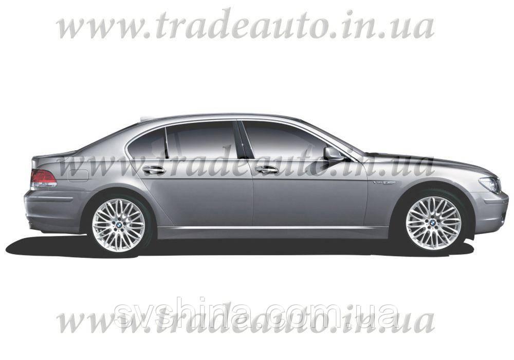 Дефлекторы окон Heko на BMW  7 Series Е65 2001-2008