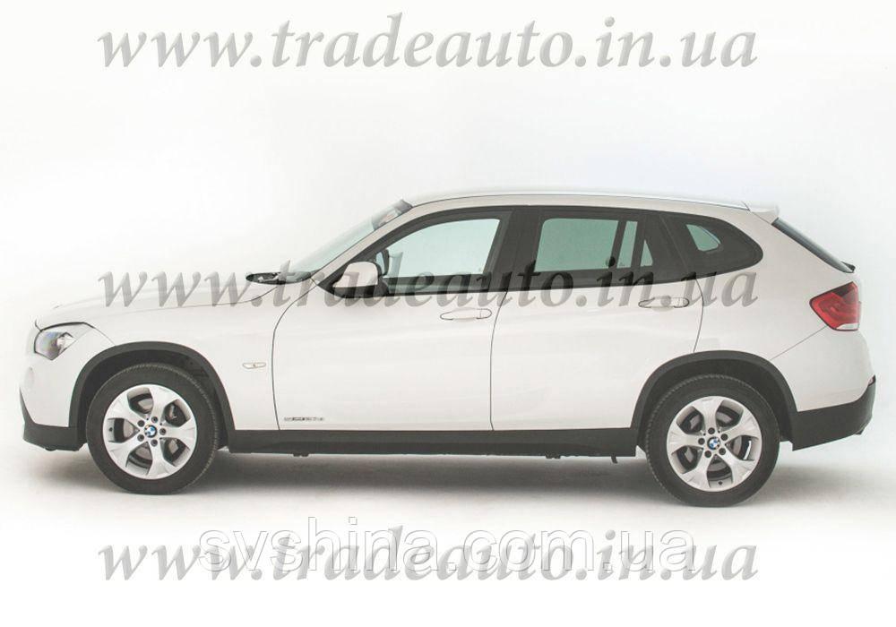 Дефлекторы окон Heko на BMW X1 2009 ->