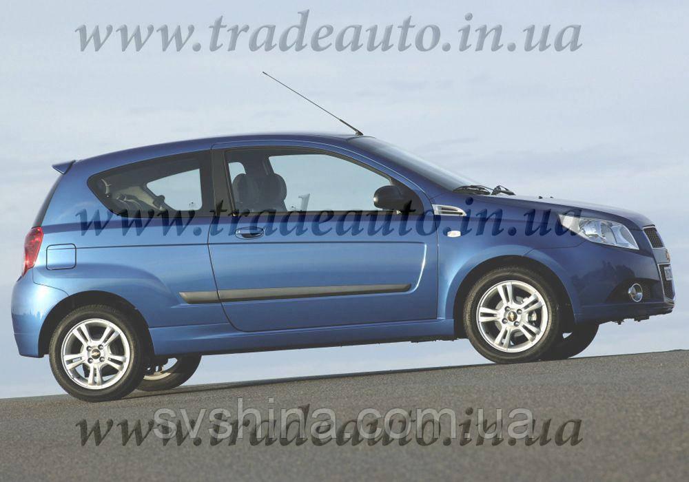 Дефлекторы окон Heko на Chevrolet  Aveo 2005 -> 3D