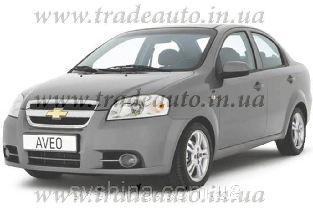 Дефлекторы окон Heko на Chevrolet  Aveo 2007-> Sedan