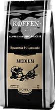 Кофе в зернах Индонезия Medium Арабіка 50% / Робуста 50%