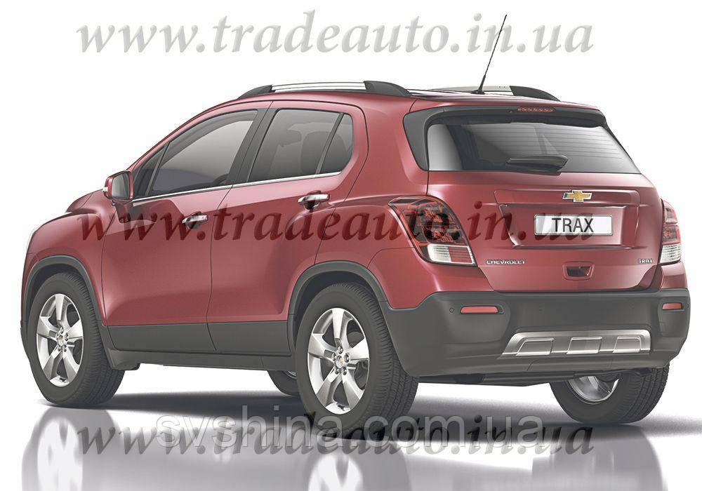 Дефлекторы окон Heko на Chevrolet  Trax 2013->