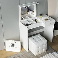 Туалетный столик «Amarant-3-2L» (800*1000*500 мм)   Бесплатная доставка НП