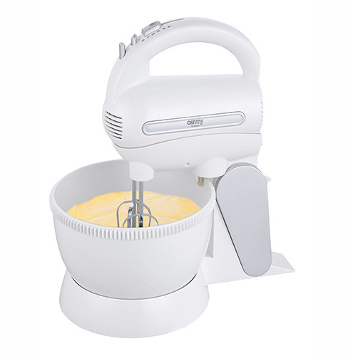 Миксер-тестомес Camry CR 4213 600W White