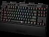 Клавиатура проводная Redragon Broadsword RGB USB Black (77548), фото 3
