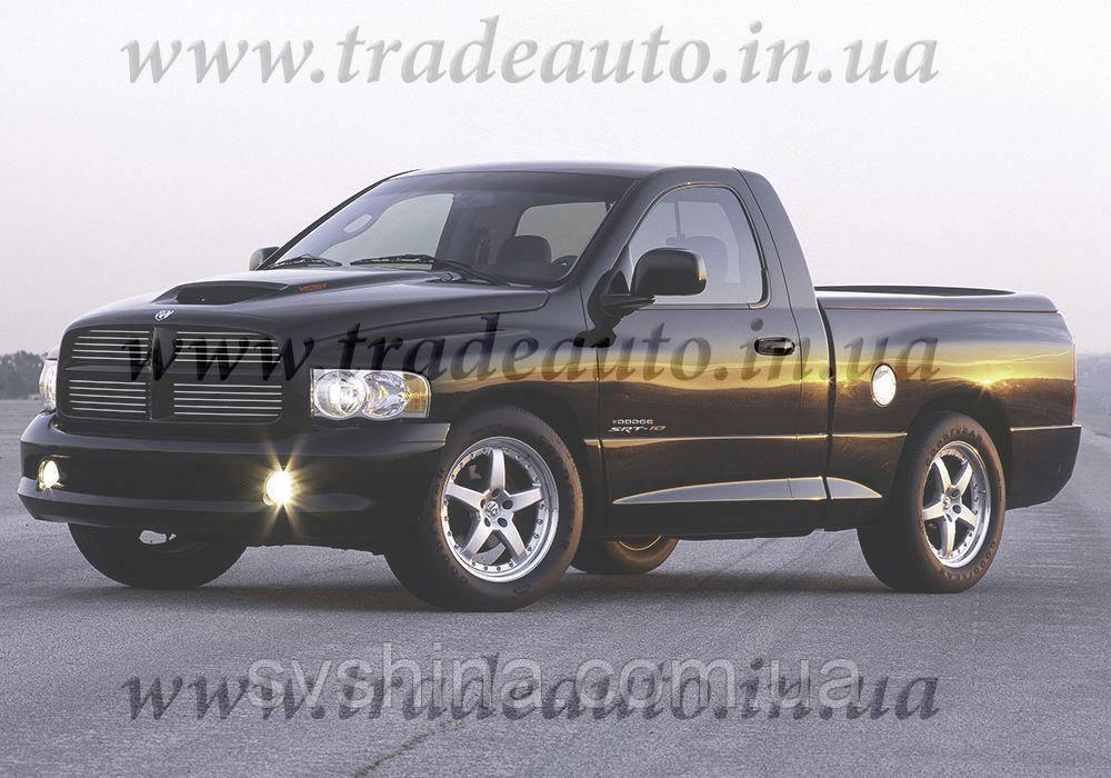 Дефлекторы окон Heko на Dodge  Ram Wagon 3500 2D 2002->